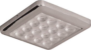 Surface Mounted Square Puck Light, 12 V LED