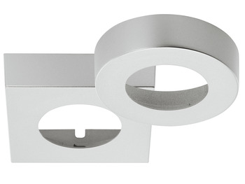 Surface Mounted Trim Ring, for Loox LED 2025/2026