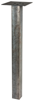 Table Leg, Industrial Angle Iron