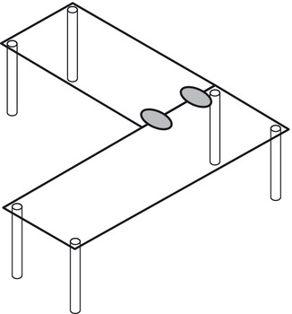Table Top Connector, Linkit