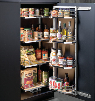 Tandem Chef's Pantry, for 46 Cabinet Frame