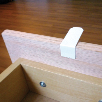 Temporary Drawer Pull, TapeNix