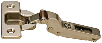 Thin Door Concealed Hinge, Salice, 105° Opening Angle, Self Close, Screw Mounting