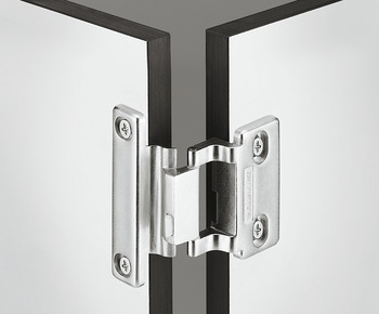 Thin Panel Institutional Hinge, Grade 1, Stainless Steel