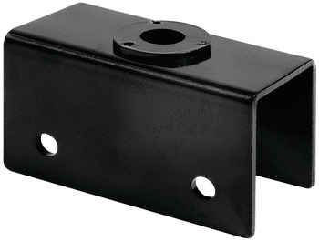 Threaded U-Bracket, for 1 Material