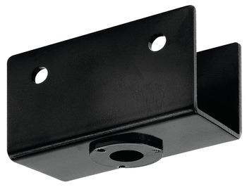 Threaded U-Bracket, for 3/4 Material