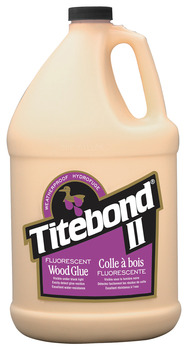 Titebond® II, Fluorescent Wood Glue