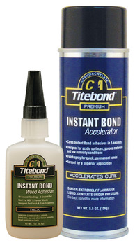 Titebond®, Instant Bond Value Pack