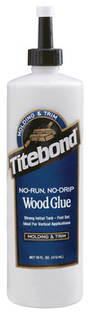 Titebond®, No-Run, No-Drip Glue
