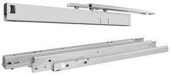 Top/Bottom Mounted Cabinet Slide, Full Extension, 275 lbs Weight Capacity