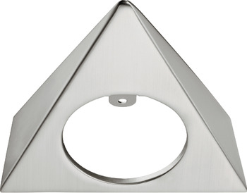 Triangular Surface Mounted Ring, Loox LED 4009