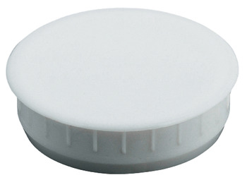 Trim Cap, Plastic, for blind hole Ø 35 mm