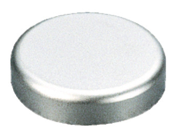 Trim Cap, Salice, Round, for 94° Glass Door Hinges