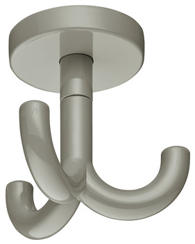 Triple Ceiling Hook, HEWI, Polyamide, Single Color