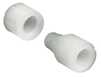 Two-Piece Connector, Press-Fit, Detachable