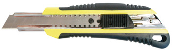 Utility Knife, with Squeeze Grip