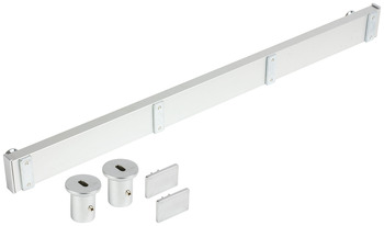 Vertical Mounts, TAG Symphony Wall Mount System