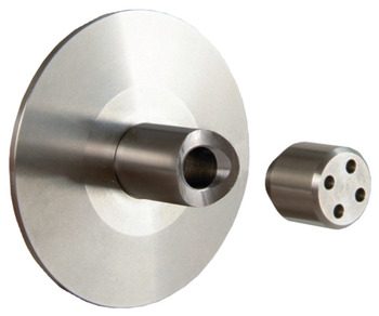 Wall Attachment Bracket, Ø60 mm (2 3/8) with 19 mm (3/4) Spacer