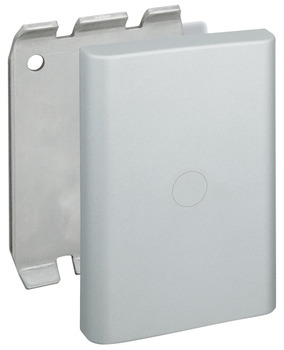 Wall Fixing Plate, with Cover