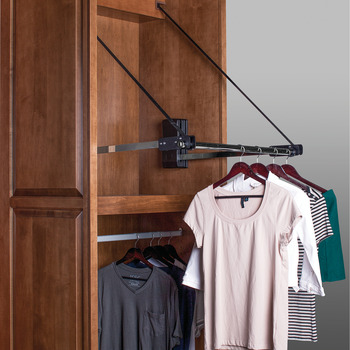 Wardrobe Lift, Motorized