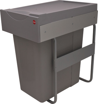 Waste Bin Pull-Out, Hailo Easy Cargo 40