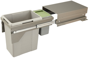 Waste Bin Pull-Out, Hailo US Cargo 15