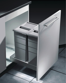 Waste Bin Pull-Out, Hailo