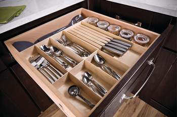 Width Extension Spacer Insert, for Fineline™ Cutlery Tray
