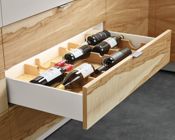 Wine Storage Rack, for Fineline™ Base Plate