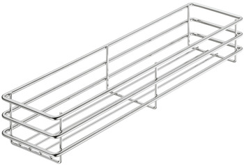 Wire Basket, for 88 lbs. Weight Capacity Pantry Pull-Out and Base Pull-Out