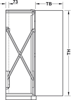 <em>Installation dimensions and calculation of doors</em>
