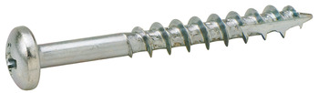 Zip-R Screw, Pan Head, #2 Phillips Drive