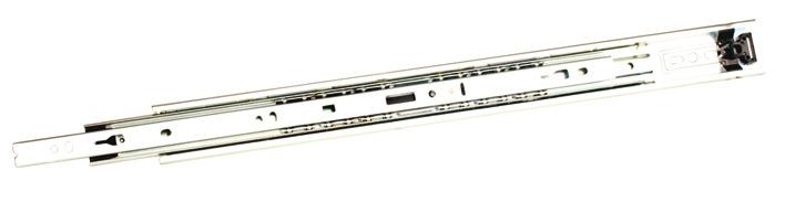 """Accuride C 3832-C18P 3832 Series 18/"""" Full Extension Drawer Slide 100 LB 4 Pair"""