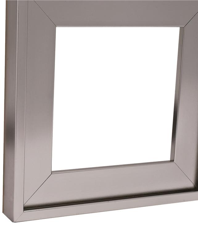 quick door aluminum frame doors
