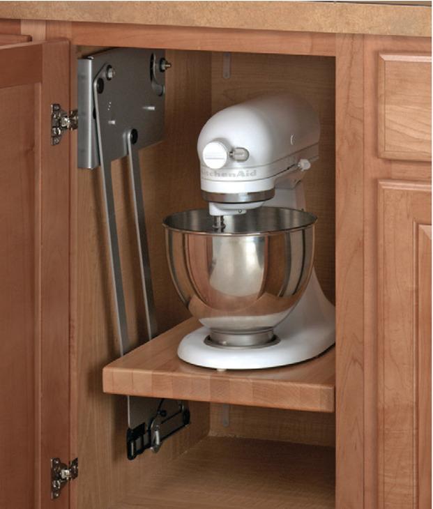 Appliance Lift, Hardware Mechanism - in the Häfele America Shop