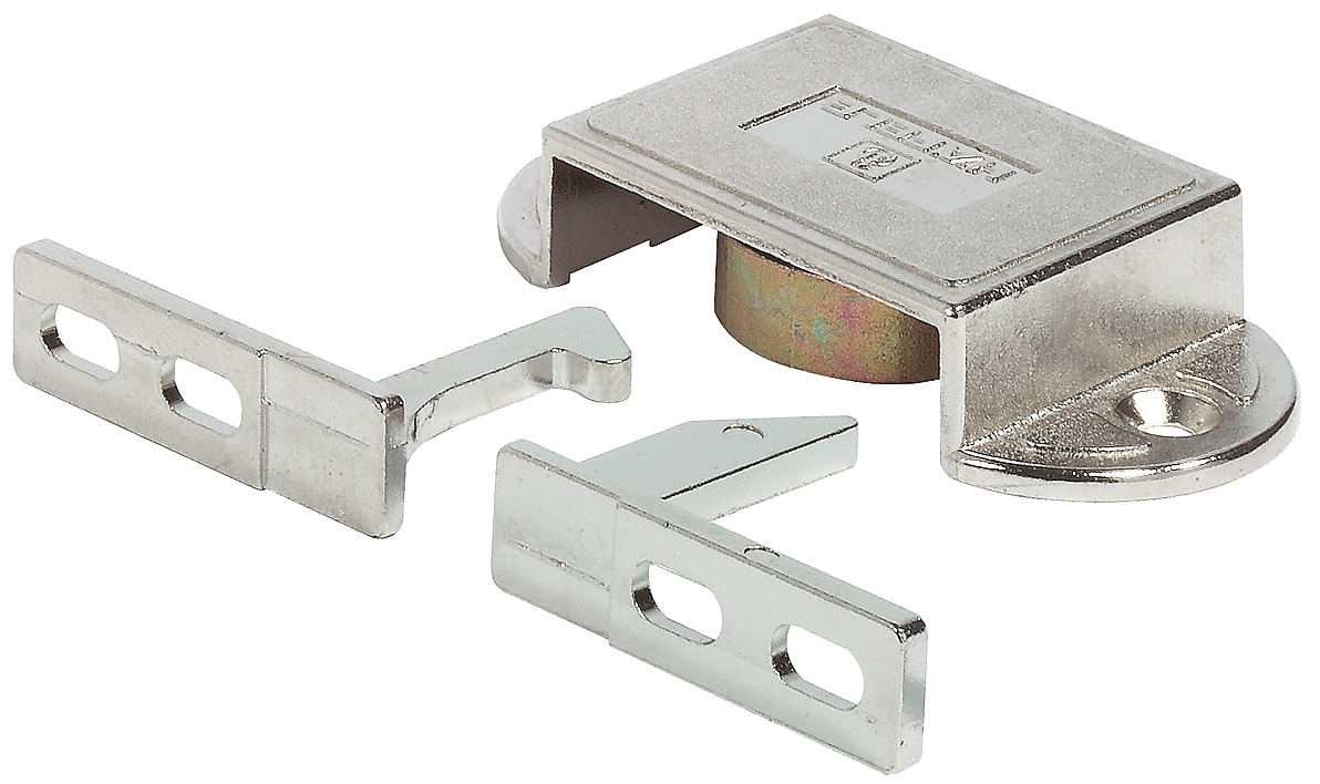 Cast Zinc Block : Automatic door bolt zinc die cast in the häfele america