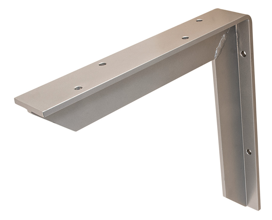 Countertop Support Bracket Aluminum In The H 228 Fele