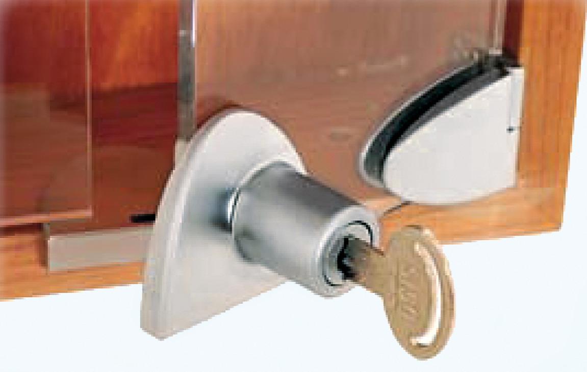 Double Door Lock For Glass Door In The H 228 Fele America Shop