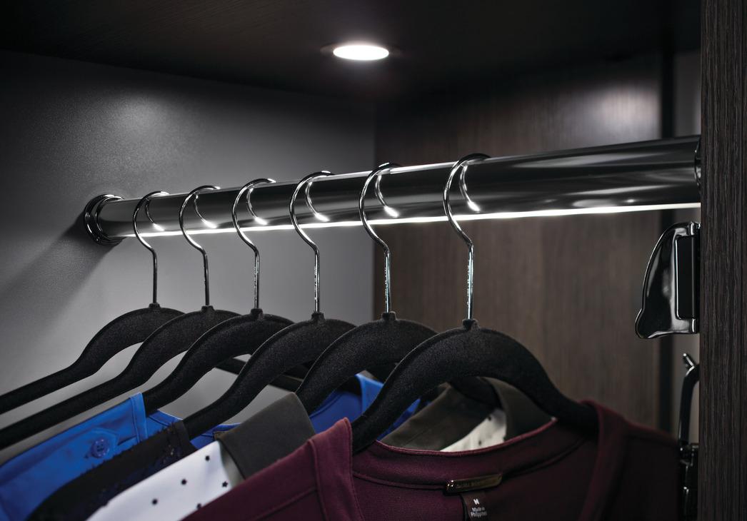 Elite Wardrobe Tube Kit, For Loox LED 2015