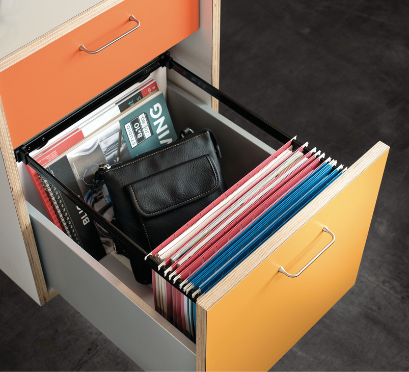 File Frame Kit For Wood Or Metal Drawers In The H 228 Fele