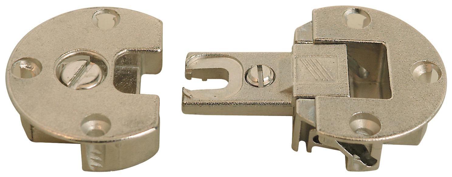 Flap Hinge 3 Way Adjustable And Detachable Zinc