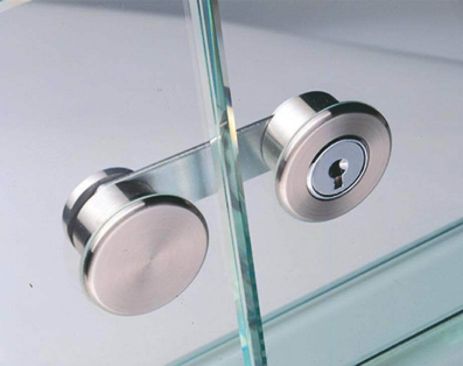 Glass Door Cam Lock For Double Doors In The H 228 Fele