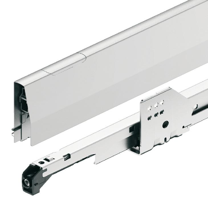 Drawer Side Runner Systems H 228 Fele Mx Set Steel Drawer