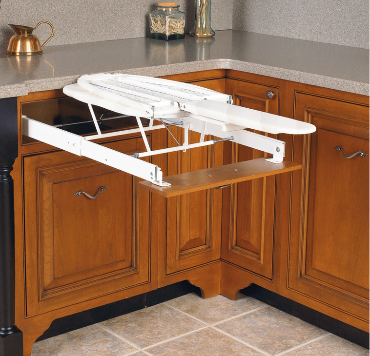 Hafele Ironfix Ironing Board Built In For Drawer Installation