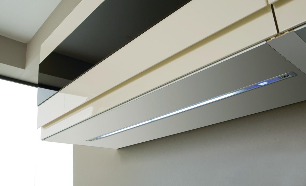 Evolution Recessed Strip Light, 12 V LED
