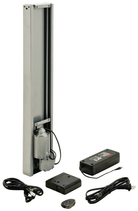 Motorized Tv Lift For Small Tv Panels Up To 26 110 Lbs