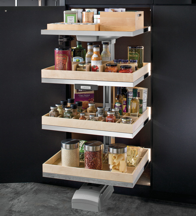 Pantry Frame for LAVIDO Pantry PullOut in the Hfele America Shop