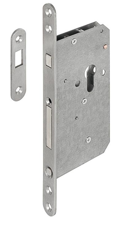 pocket door lock entrance function