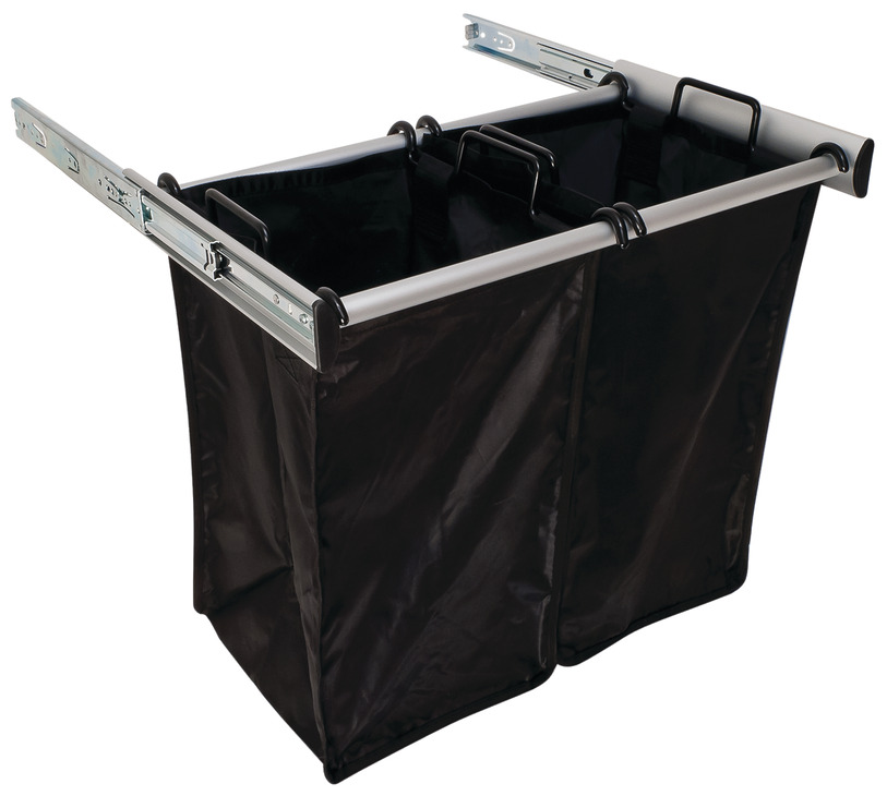 Pull Out Hamper With Removable Bags Synergy Collection In The H 228 Fele America Shop
