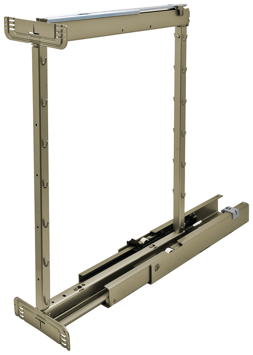 Pull Out Pantry Frame Full Extension 265 Lbs Weight Capacity In The Hafele America Shop